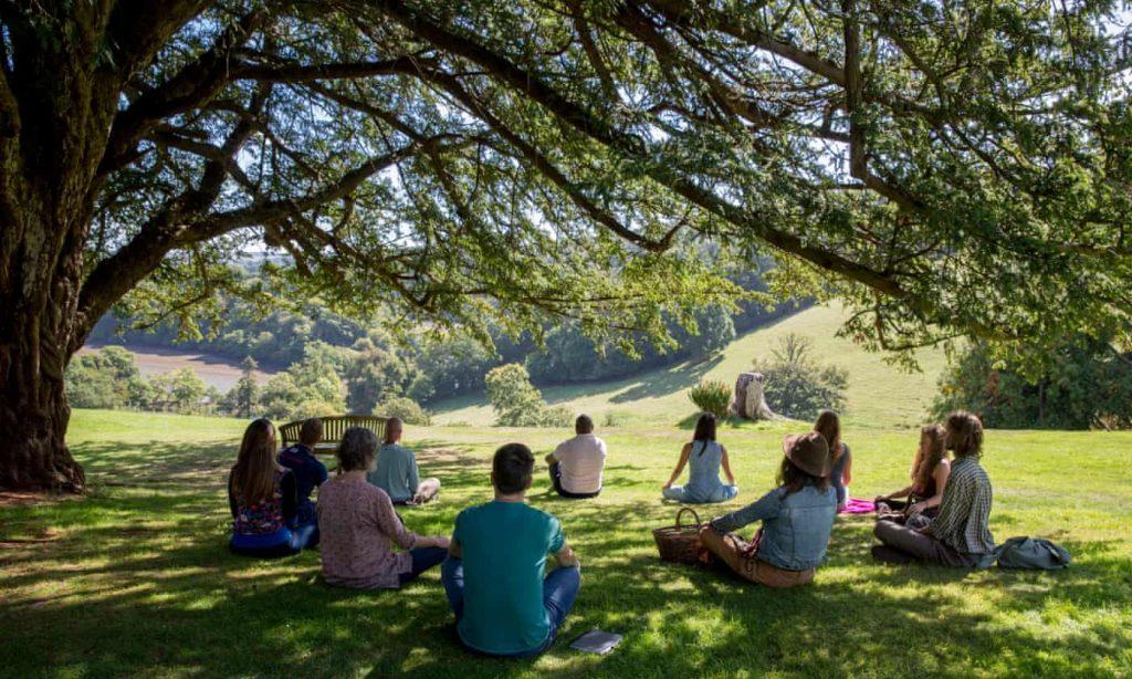 retiro mindfulness madrid sierra de gredos